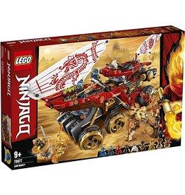LEGO LEGO 70677 Land Bounty