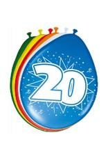 FOLAT Ballonnen 20 jaar