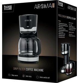 TEESA Koffiezetapparaat filterkoffie Aro Teesa TSA4006 -