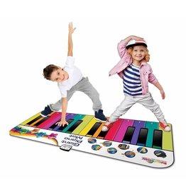 N-GEAR N-Gear Rainbow Piano mat XXL