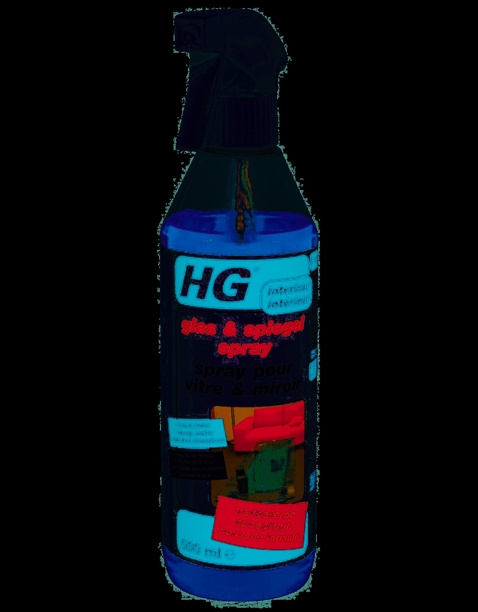 HG HG GLAS EN SPIEGELSPRAY 500ML