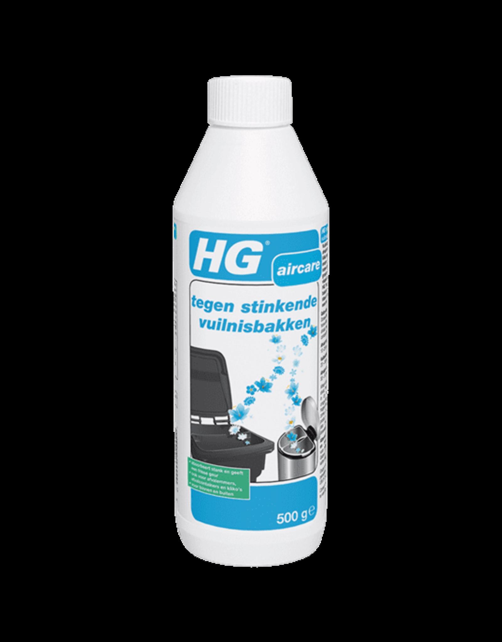 HG HG Tegen Stinkende Vuilnisbakken 500ML