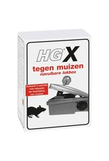 HG HG X lokbox tegen muizen & navulling