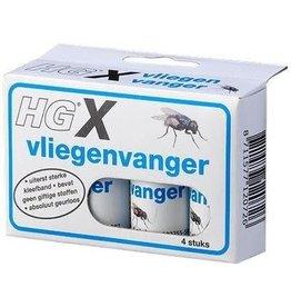 HG HG vliegenvanger 4 stuks