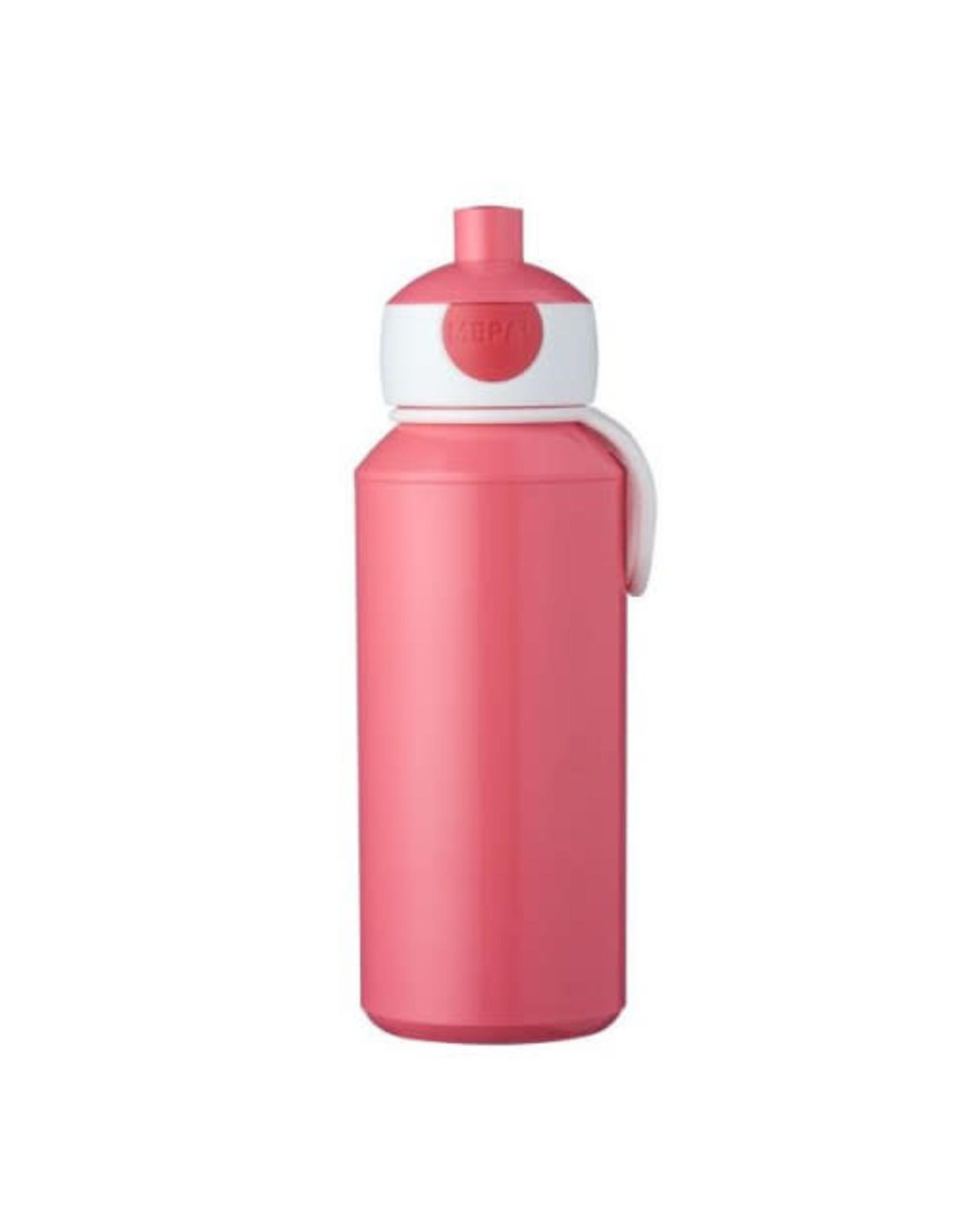 MEPAL Drinkfles pop-up campus 400 ml pink