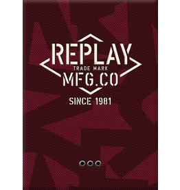 REPLAY Replay boys schrift A4 lijntjes