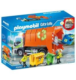 PLAYMOBIL PLAYMOBIL 70200 AFVAL RECYCLING TRUCK
