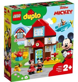 LEGO LEGO DUPLO Mickey's Vakantiehuisje - 10889
