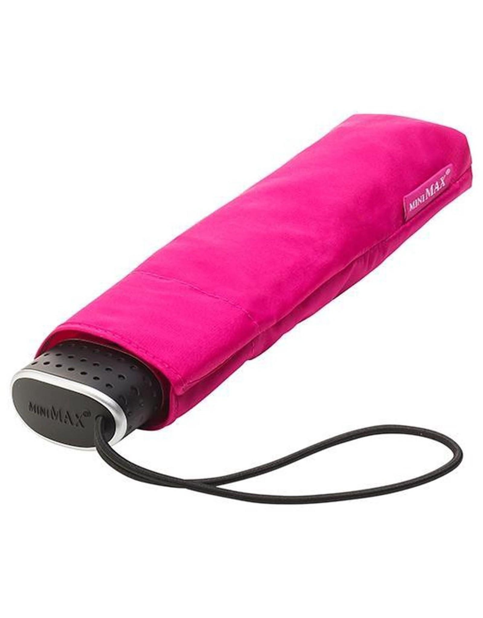 Adventure Bags Opvouwbare Paraplu - Ø 100 cm - Fuschia