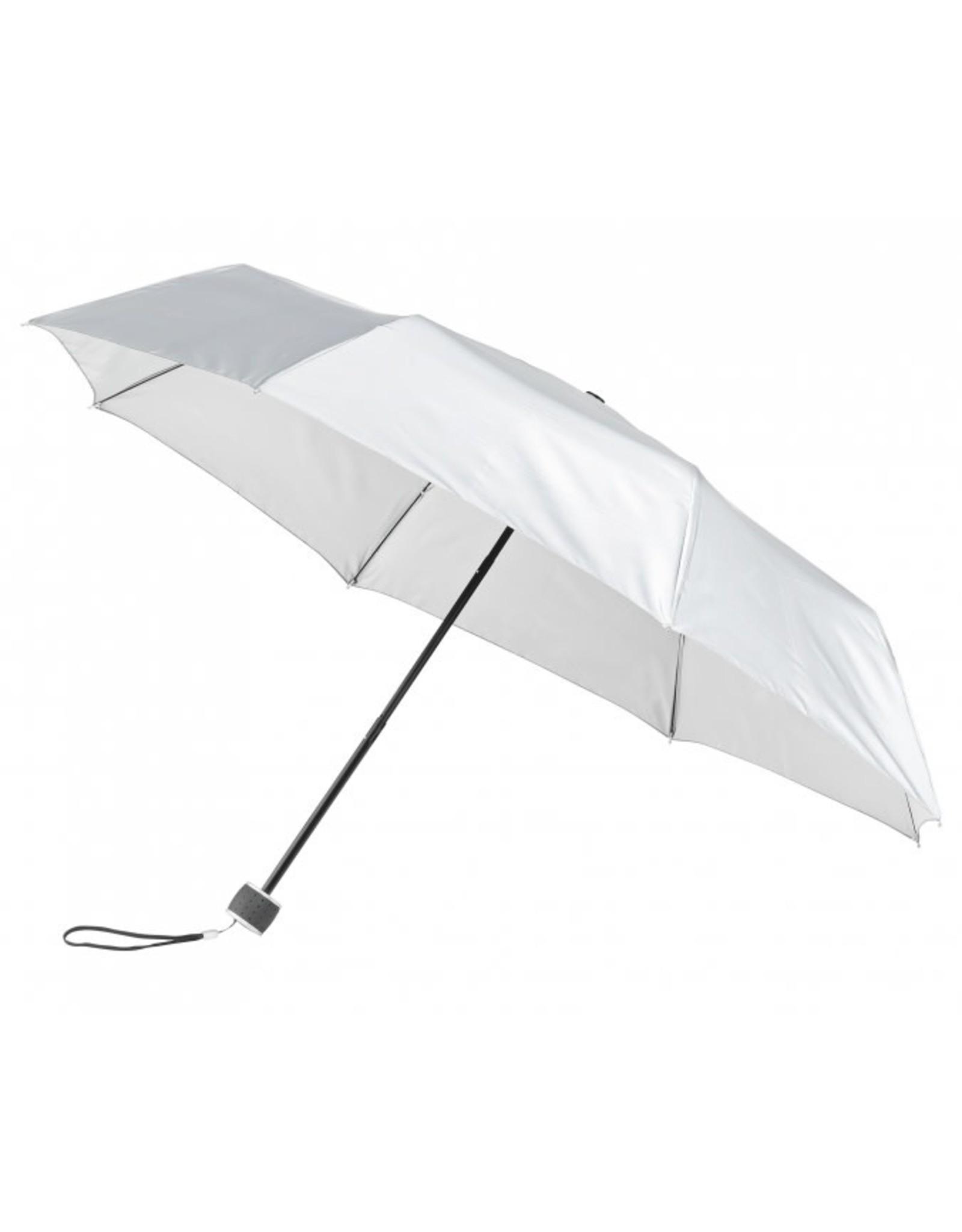 Adventure Bags Opvouwbare Paraplu Ø100 cm -wit