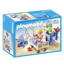PLAYMOBIL KRAAMKAMER M/BABYBED