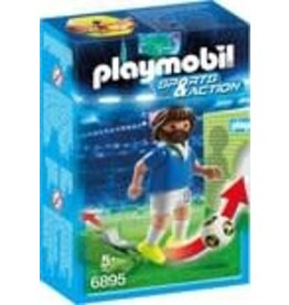 PLAYMOBIL Sports & Action voetbalspeler Italië