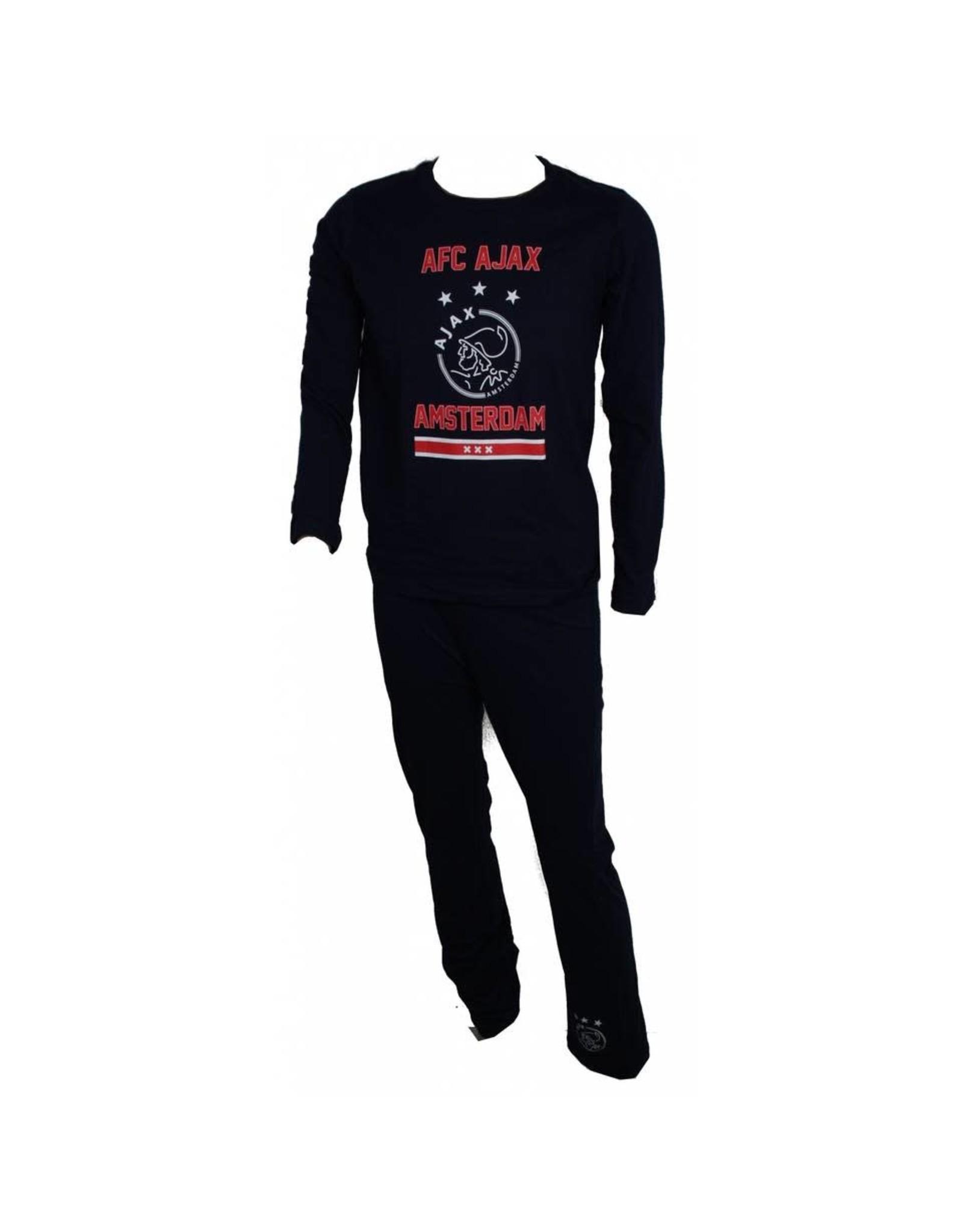 AJAX AJAX Pyjama  BLAUW 128