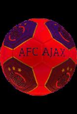 Ajax-bal rood/wit vlak AFC Ajax