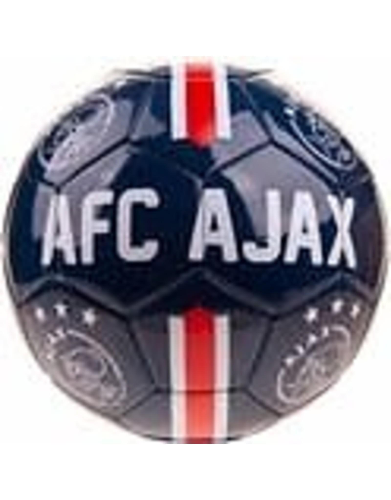 AJAX Ajax-bal navy met kruizen