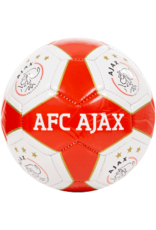 AJAX Ajax-minibal rood/wit vlak AFC Ajax