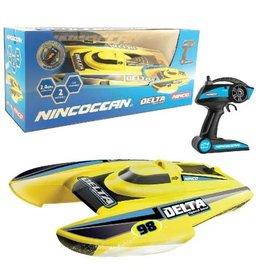 Ninco Delta Boot RC Rtr - Bestuurbare Boot