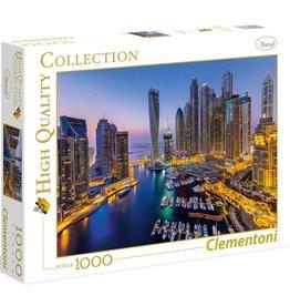 CLEMENTONI Clementen puzzel DUBAI 1000ST