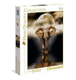CLEMENTONI Clementoni puzzel THE ELEPHANT 1000ST