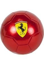 Ferrari Voetbal Metallic Rood maat 5