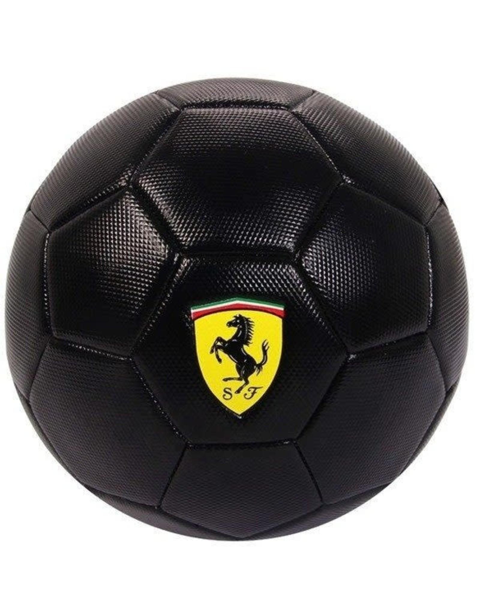 Ferrari voetbal zwart