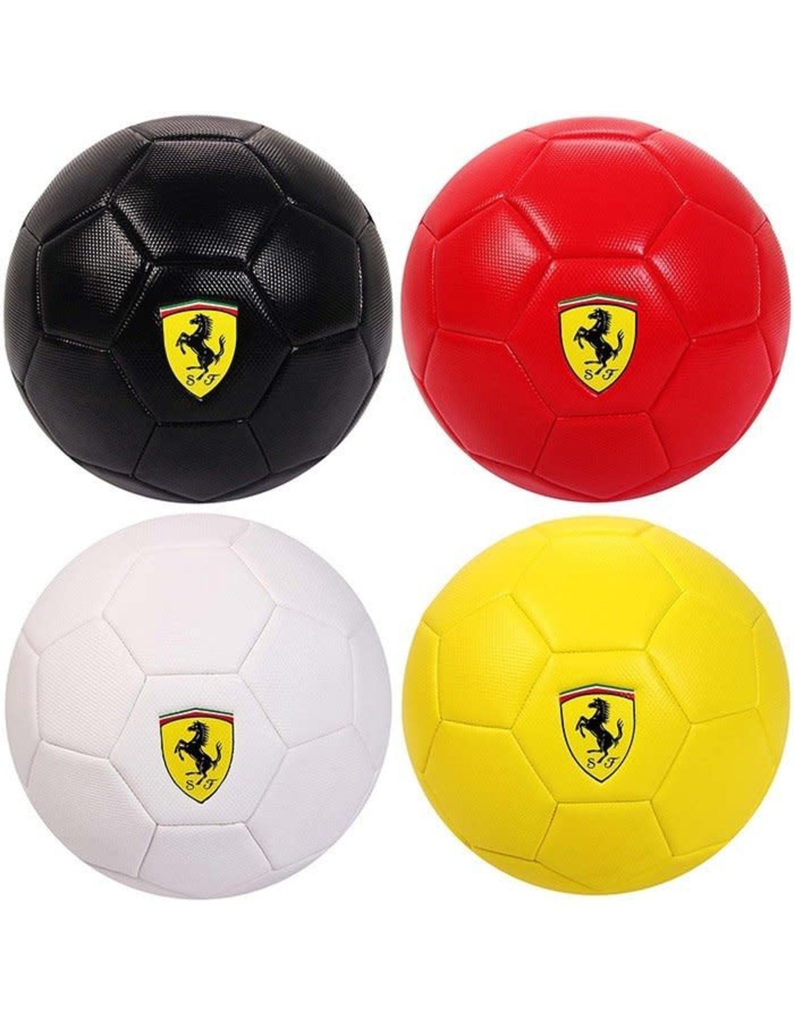 Ferrari voetbal size 5 geel