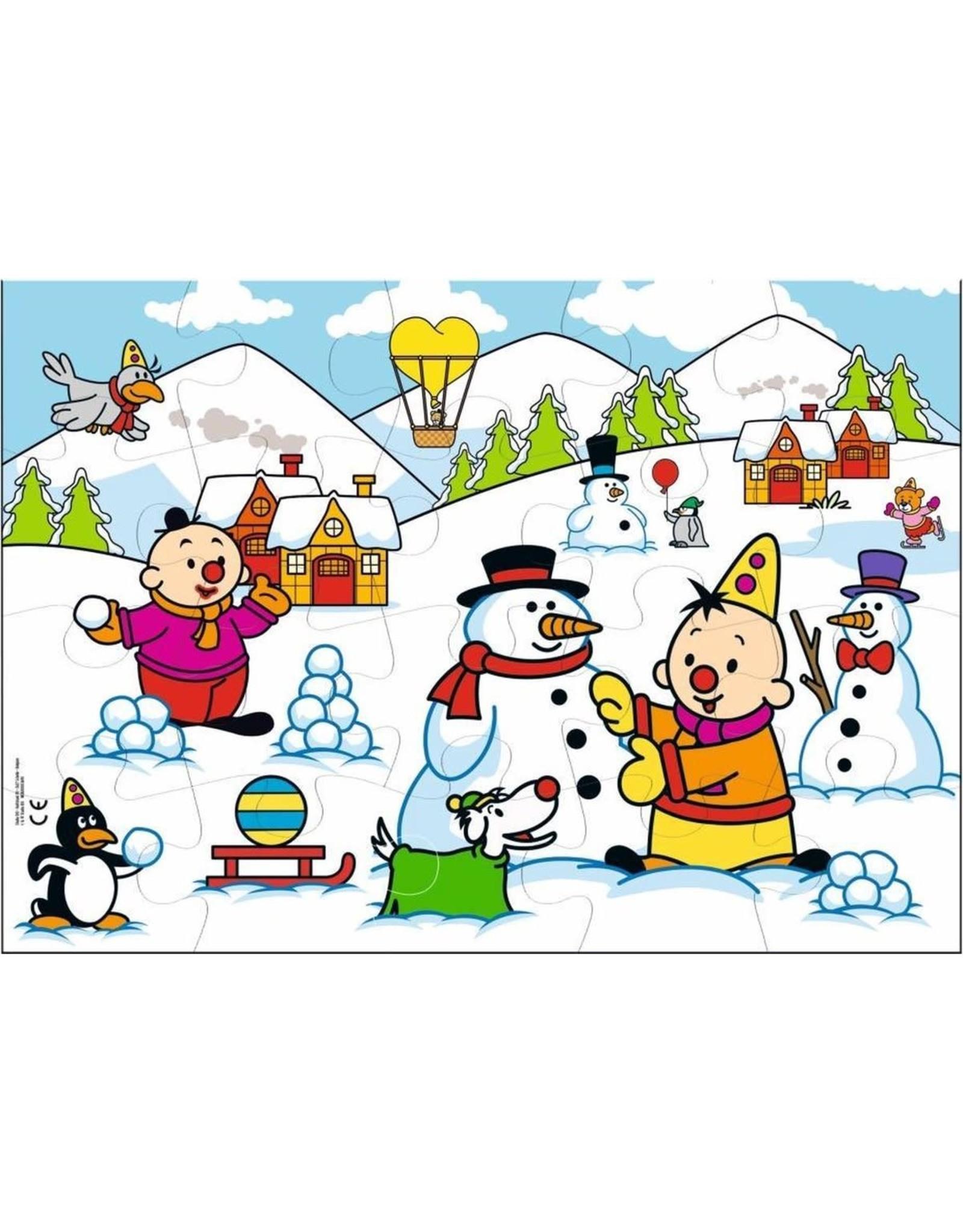 STUDIO 100 Bumba Puzzel - Winter