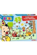 STUDIO 100 Bumba Puzzel - Lente 6 stukjes