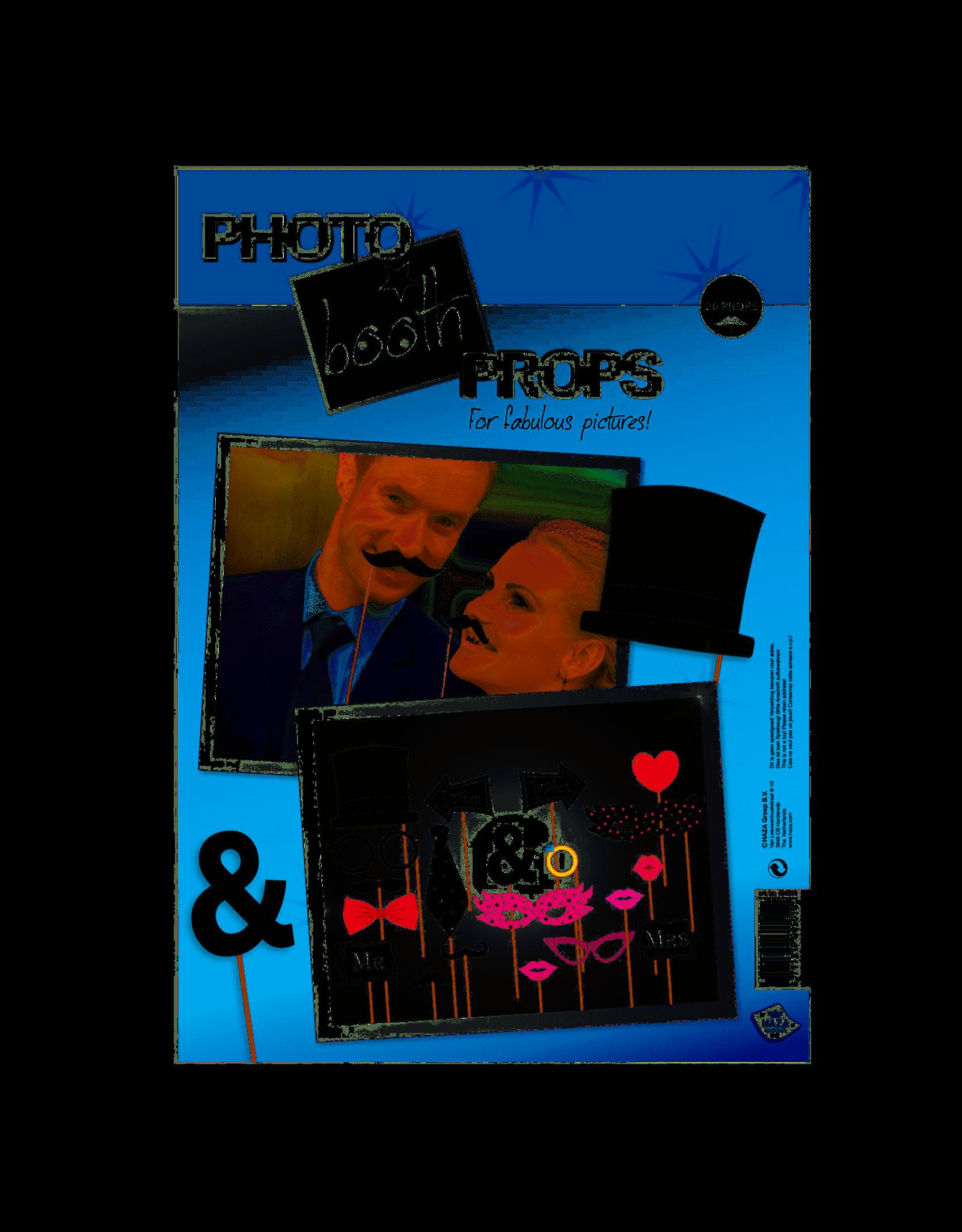 Foto Props Huwelijk 20 stuks