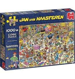 umbo Jan van Haasteren puzzel De Speelgoedwinkel -