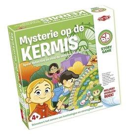 TICTAC STORY GAME MYSTERIE OP DE KERMIS
