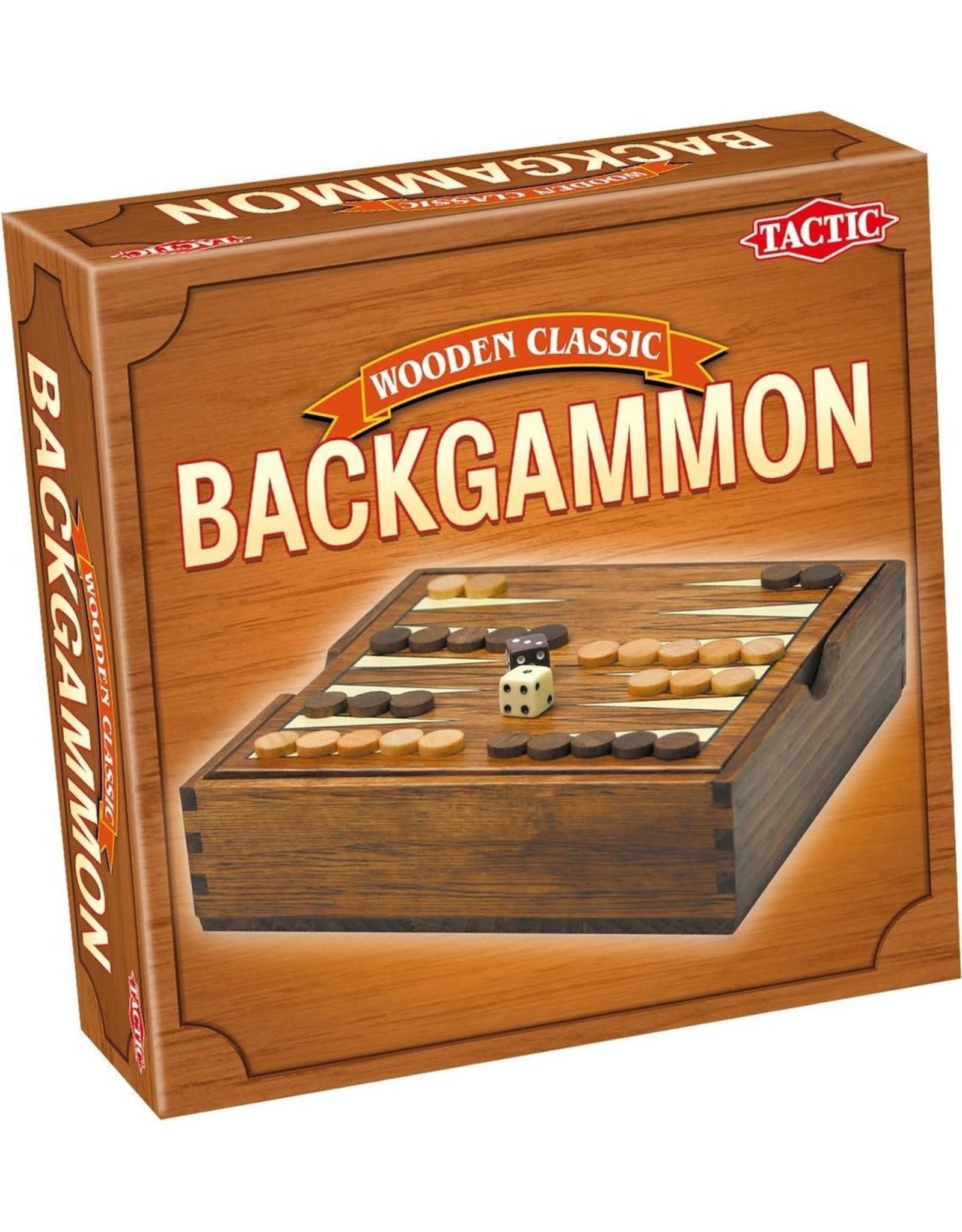 TICTAC Backgammon Classic - Gezelschapsspel