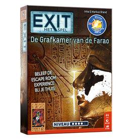 EXIT De Grafkamer van de Farao - Escape Room - Bor