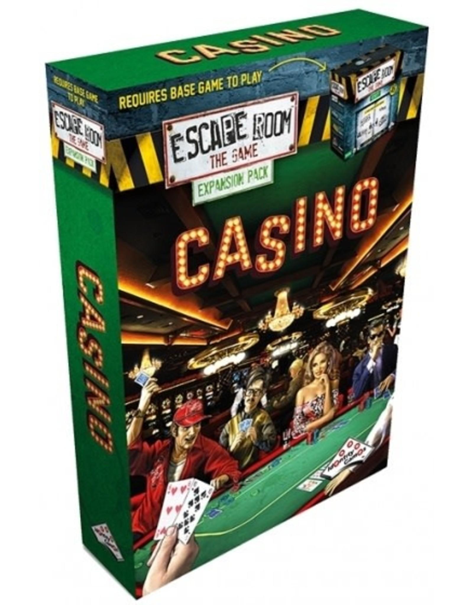 Escape Room Uitbreiding - Casino