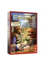 999 GAMES Carcassonne: Kooplieden & Bouwmeesters Bordspel