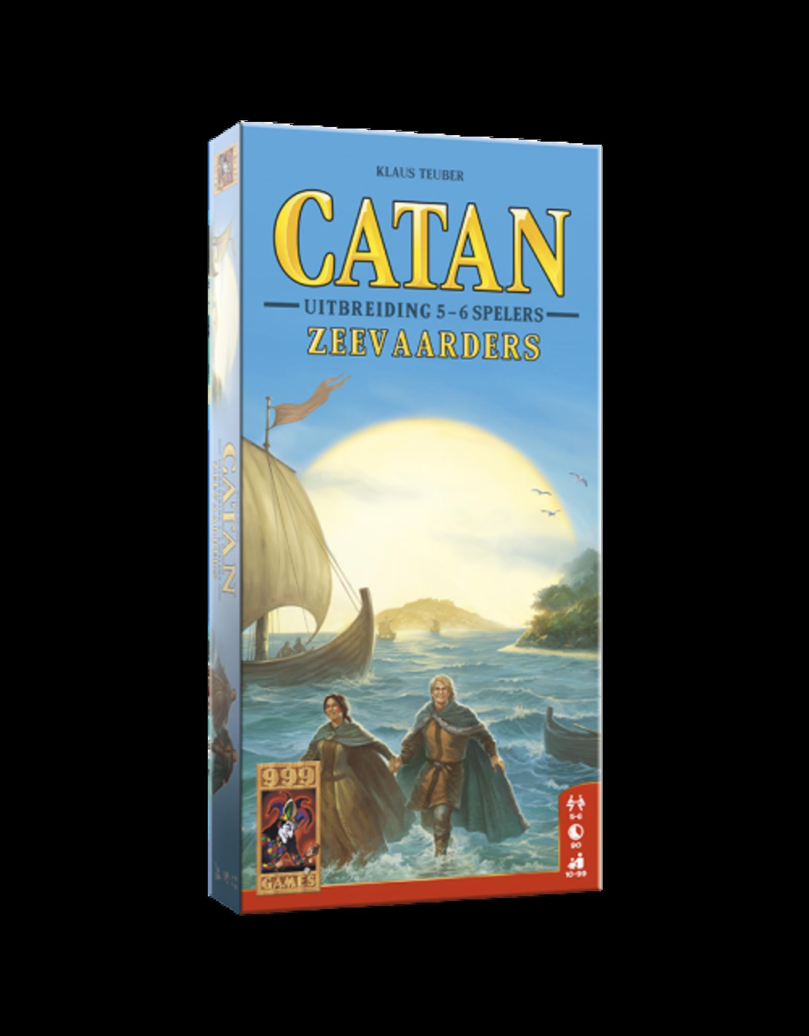 De kolonisten van Catan uitbreiding: De Zeevaarder