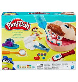 Hasbro Play-Doh Bij de tandarts - Klei
