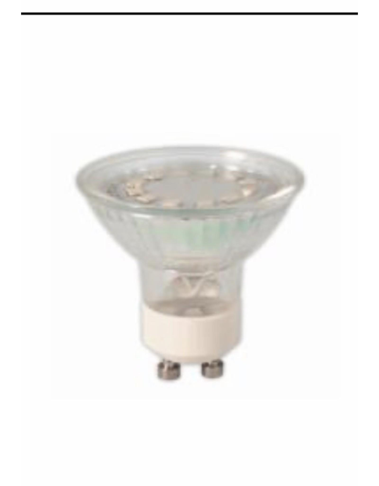 ECTRON LED SPOT H.WIT 3W/GU10