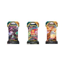 POKEMON Pokémon Sword & Shield Darkness Ablaze Sleeved Booster - Pokémon Kaarten