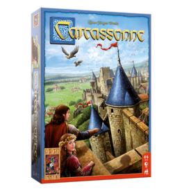999 GAMES Carcassonne Spel - Nieuwe editie