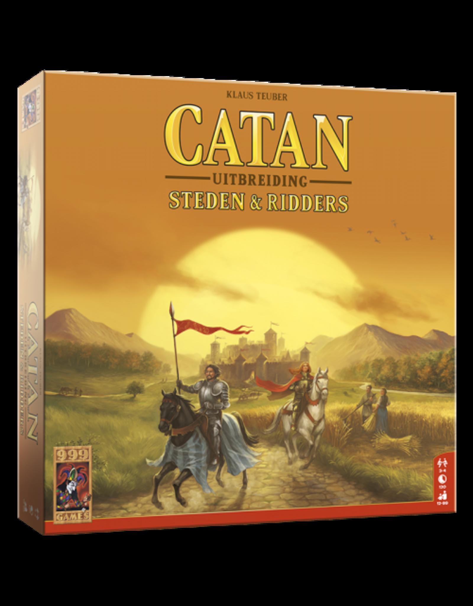 999 GAMES Catan: Steden en Ridders - Bordspel