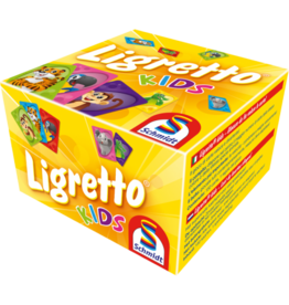 999 GAMES Ligretto Kids - Kaartspel