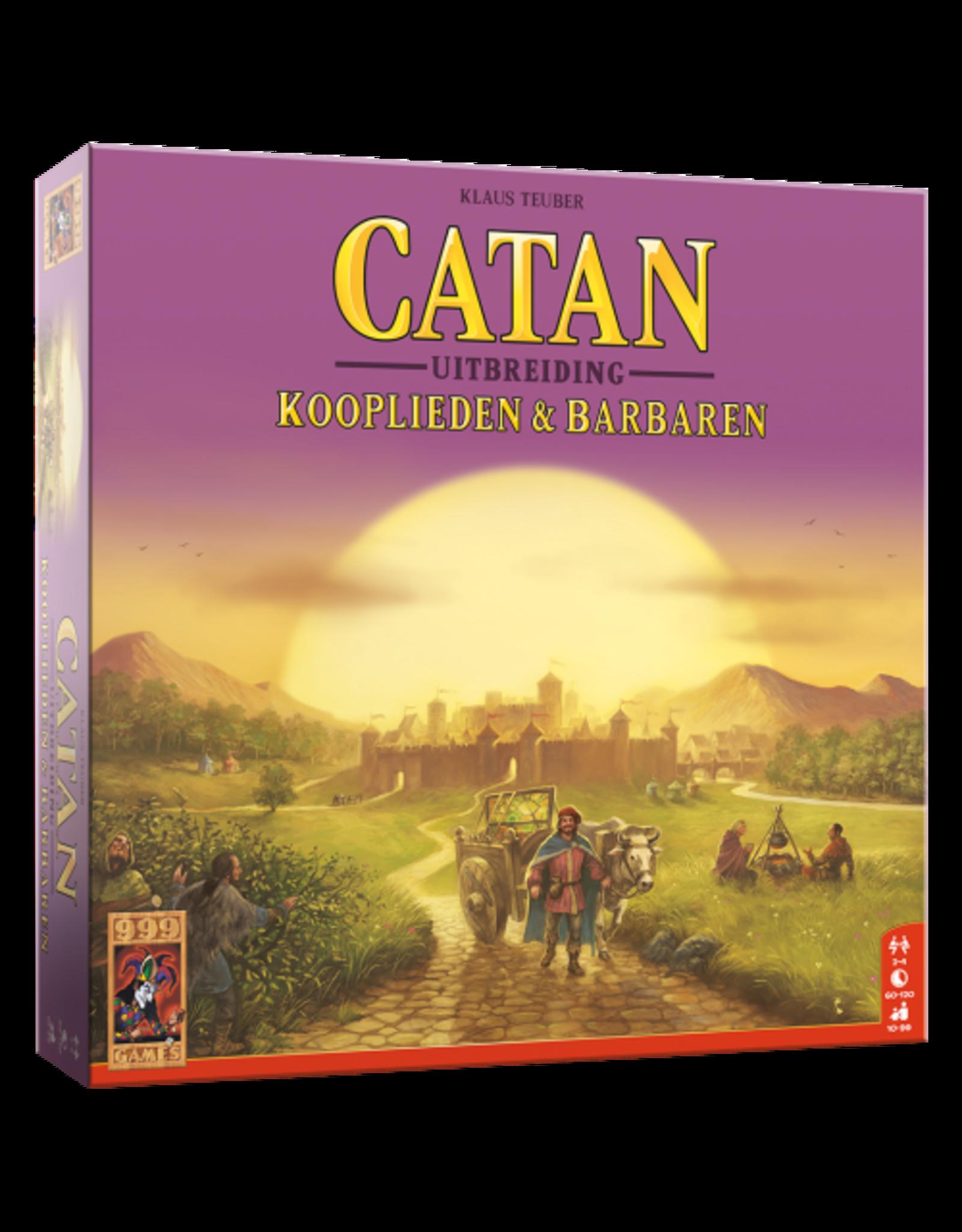 999 GAMES Catan: Kooplieden & Barbaren - Bordspel