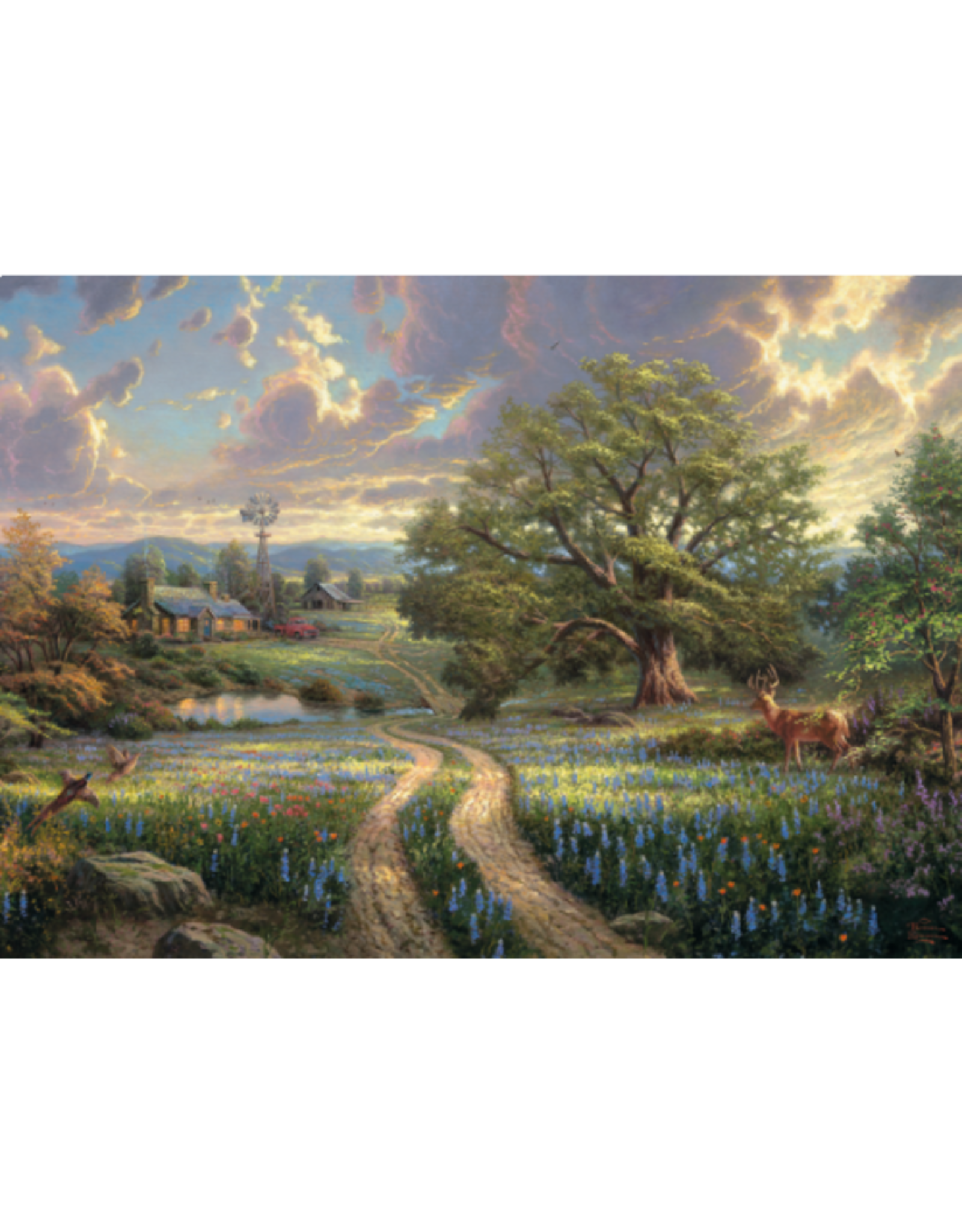 Country Living, 1000 stukjes - Puzzel