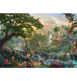 SCHMIDT Disney The Jungle book, 1000 stukjes - Puzzel 4001504594855