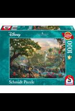 Disney The Jungle book, 1000 stukjes - Puzzel