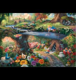 SCHMIDT Disney Alice in Wonderland, 1000 stukjes - Puzzel