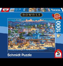 SCHMIDT Newport, 1000 stukjes - Puzzel