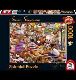 SCHMIDT Chef Mania, 1000 stuks - Puzzel