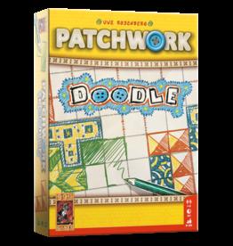 999 GAMES Patchwork Doodle - Dobbelspel
